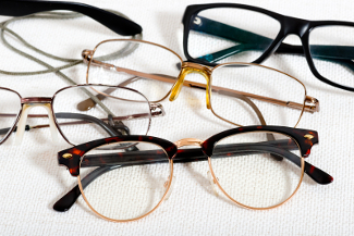 Glasses Selection
